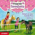 Rätsel um das fremde Pony / Ponyclub Seestern Bd.3 (1 Audio-CD) (Mängelexemplar)