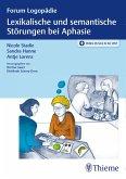 Lexikalische und semantische Störungen bei Aphasie (eBook, PDF)