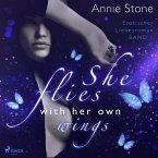 She Flies with Her Own Wings - Erotischer Liebesroman, Band 1 (Ungekürzt) (MP3-Download)