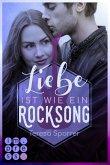 Liebe ist wie ein Rocksong (eBook, ePUB)