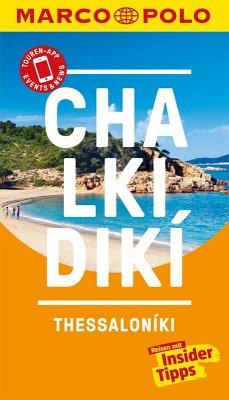 MARCO POLO Reiseführer Chalkidiki, Thessaloniki (eBook, PDF) - Bötig, Klaus