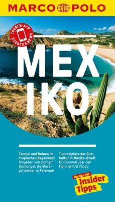 MARCO POLO Reiseführer Mexiko (eBook, PDF) - Wöbcke, Manfred
