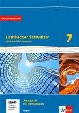 Lambacher Schweizer Mathematik 7. Ausgabe Bayern ab 2017. Arbeitsheft plus Lösungsheft und Lernsoftware Klasse 7