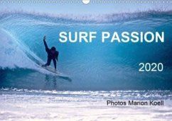 SURF PASSION 2020 Photos von Marion Koell (Wandkalender 2020 DIN A3 quer)