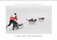 Emotionale Momente: The Art of Huskys. / CH-Version (Wandkalender 2020 DIN A3 quer)