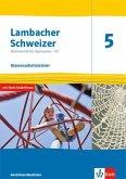 Lambacher Schweizer Mathematik 5 - G9. Klassenarbeitstrainer. Schülerheft mit Lösungen Klasse 5. Ausgabe Nordrhein-Westfalen