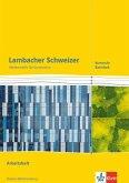 Lambacher Schweizer Mathematik Kursstufe - Basisfach. Arbeitsheft Klassen 11/12. Ausgabe Baden-Württemberg