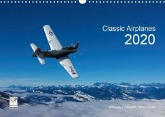 Classic Airplanes 2020CH-Version (Wandkalender 2020 DIN A3 quer)