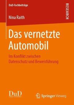 Das vernetzte Automobil - Raith, Nina