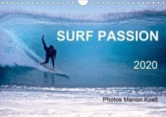 SURF PASSION 2020 Photos von Marion Koell (Wandkalender 2020 DIN A4 quer)
