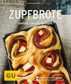 Zupfbrote (Mängelexemplar) - Möller, Hildegard