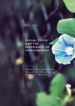 Sexual Crime and the Experience of Imprisonment (eBook, PDF)
