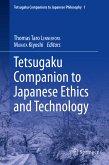 Tetsugaku Companion to Japanese Ethics and Technology (eBook, PDF)