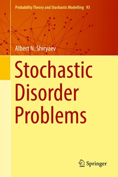 Stochastic Disorder Problems (eBook, PDF)