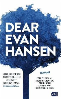 Dear Evan Hansen - Emmich, Val; Levenson, Steven; Pasek, Benj; Paul, Justin
