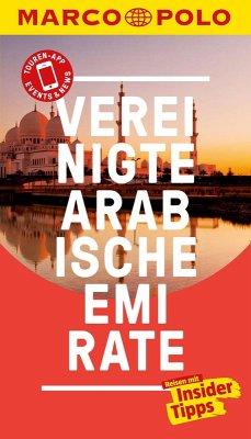 MARCO POLO Reiseführer Vereinigte Arabische Emirate (eBook, PDF) - Wöbcke, Manfred