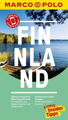 MARCO POLO Reiseführer Finnland (eBook, PDF) - Freyer-Lindner, Claudia
