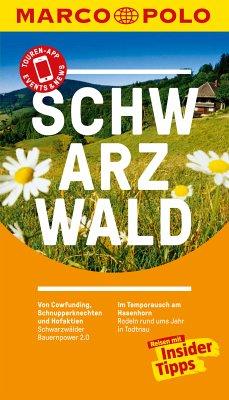 MARCO POLO Reiseführer Schwarzwald (eBook, PDF) - Weis, Roland