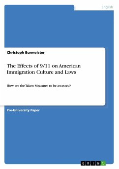 The Effects of 9/11 on American Immigration Culture and Laws