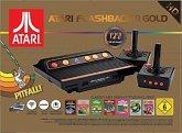 ATARI Flashback 8 Gold HD Retro-Konsole mit 120 Spielen und 2 Controllern