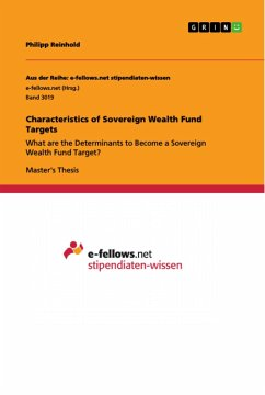 Characteristics of Sovereign Wealth Fund Targets