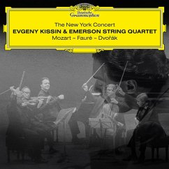 The New York Concert-Mozart Faure Dvorak - Kissin,Evgeny/Emerson String Quartet