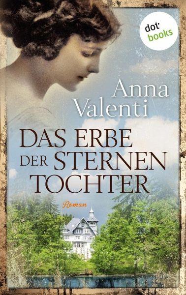 Buch-Reihe Sternentochter Saga von Anna Valenti