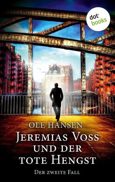 Buch-Reihe Jeremias Voss