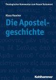 Die Apostelgeschichte (eBook, PDF)