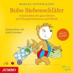 Bobo Siebenschläfer (MP3-Download) - Osterwalder, Markus