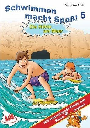 Buch-Reihe Schwimmen macht Spaß