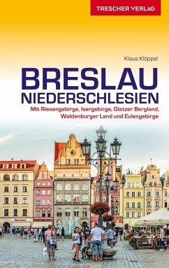 Reiseführer Breslau und Niederschlesien - Klöppel, Klaus