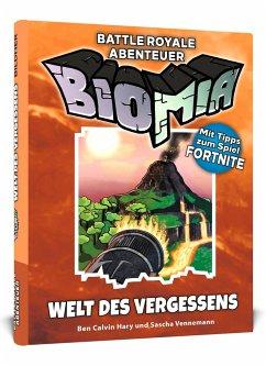 BIOMIA - Welt des Vergessens - Hary, Ben Calvin; Vennemann, Sascha