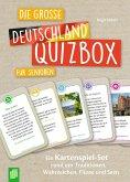 Die große Deutschland-Quizbox für Senioren (Kartenspiel)