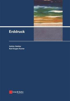 Erddruck (eBook, ePUB) - Kurrer, Karl-Eugen; Hettler, Achim