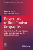 Perspectives on Rural Tourism Geographies (eBook, PDF)