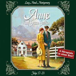Anne auf Green Gables, Box 5: Folge 17-20 (MP3-Download) - Montgomery, Lucy Maud