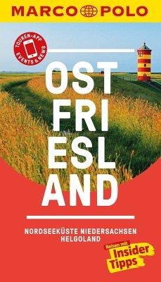 MARCO POLO Reiseführer Ostfriesland, Nordseeküste, Niedersachsen, Helgoland (eBook, PDF) - Bötig, Klaus