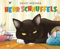Herr Schnuffels (Mängelexemplar) - Wiesner, David
