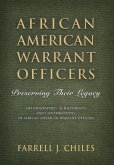 AFRICAN AMERICAN WARRANT OFFICERS