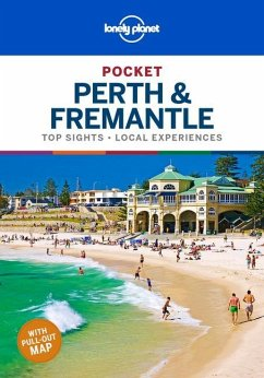Lonely Planet Pocket Perth & Fremantle 1 - Lonely Planet; Rawlings-Way, Charles; Bainger, Fleur