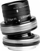 Lensbaby Composer Pro II incl. Edge 35 Optic Canon EF Objektiv für Canon (Vollformat / APS-C Sensor)