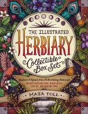 The Illustrated Herbiary Collectible Box Set: Guidance and Rituals from 36 Bewitching Botanicals; Includes Hardcover Book, Deluxe Oracle Card Set, and