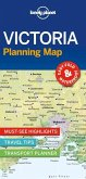 Lonely Planet Victoria Planning Map 1