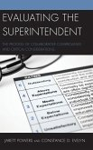 Evaluating the Superintendent