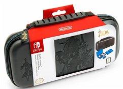 GAME TRAVELER, TRAVEL CASE, ZELDA NNS44 für Nintendo Switch, Tasche, NSW, grau