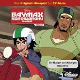 Disney / Baymax - Robowabohu in Serie - Folge 5: Ein Burger auf Abwegen/ Klein-Hiro (MP3-Download)