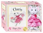 Claris: Book & Toy Gift Set: The Chicest Mouse in Paris [With Toy]