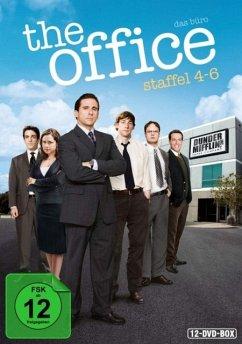 The Office - Das Büro - Staffel 4-6 DVD-Box - The Office (Us)