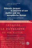 Diderots ,Jacques le fataliste et son maître' und der europäische Roman (eBook, PDF)